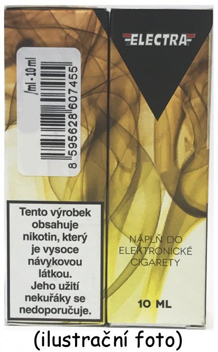 Liquid ELECTRA Eastern Tobacco 10ml - 20mg