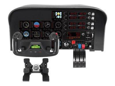 Logitech G Saitek Pro Flight Multi Panel