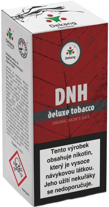 Liquid Dekang DNH-deluxe tobacco 10ml - 18mg