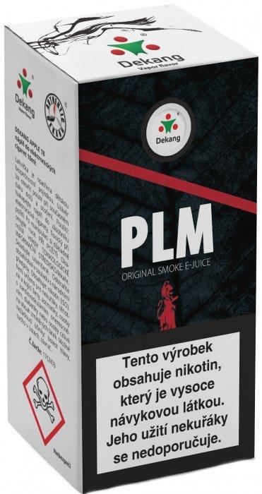Liquid Dekang PLM 10ml - 18mg