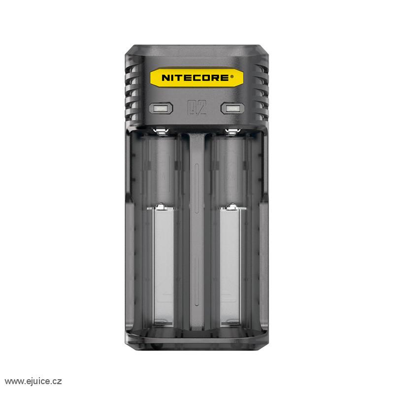 Nitecore Multifunkční nabíječka baterií Intellicharger Q2 Blackberry