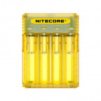 Nitecore Multifunkční nabíječka baterií Intellicharger Q4 Juicy Mango