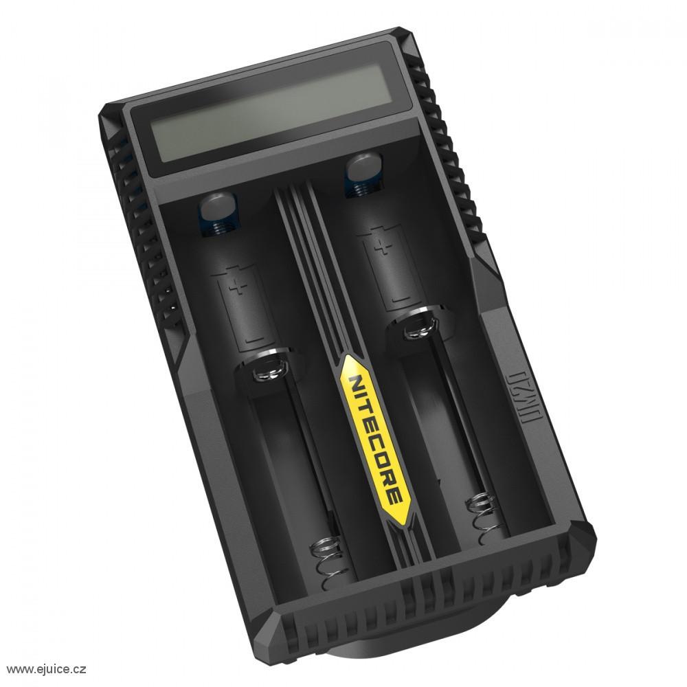 Multifunkční nabíječka baterií Nitecore Intellicharger UM20 LCD