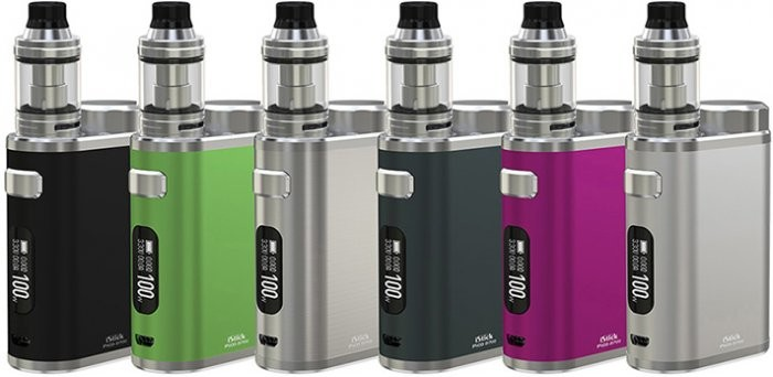 iSmoka-Eleaf iStick Pico 21700 Full Kit 4000mAh Hot Pink