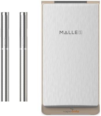 Vapeonly Malle180mAh + PCC 2250mAh Silver-Gold 2ks
