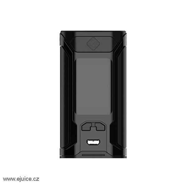 WISMEC SINUOUS RAVAGE230 230W TC Box Mód Černá