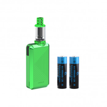 Joyetech Batpack grip Full Kit 2x2000mAh Zelený
