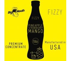 Příchuť Big Mouth FIZZY - Pineapple, Strawberry, Mango