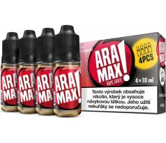 Liquid ARAMAX 4Pack Max Strawberry 4x10ml-12mg