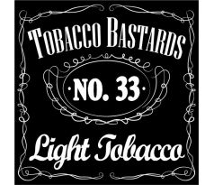 Příchuť Flavormonks 10ml Tobacco Bastards No.37 Light Tobacco