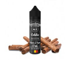 Flavormonks No. 13 Cohiba Tobacco Bastards Shake and Vape 12ml