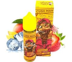 Příchuť Nasty Juice - CushMan S&V 20ml Strawberry Mango