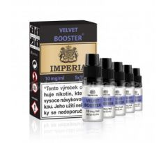 Velvet  Booster IMPERIA 5x10ml PG20-VG80 10mg