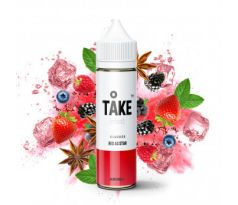 Příchuť Take by ProVape S&V: Red As Star (Bobulovitý mix s anýzem) 20ml