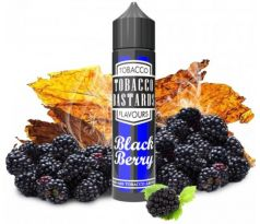 Příchuť Flavormonks Tobacco Bastards Shake and Vape 10ml Blackberry Tobacco