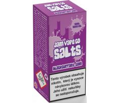 Liquid Juice Sauz SALT The Jam Vape Co Blackcurrant Jam 10ml - 20mg