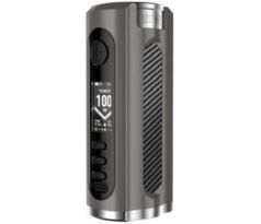 Lost Vape Grus 100W Grip Easy Kit Gunmetal Carbon Fiber