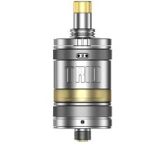 ZQ TRIO RTA clearomizer 2ml Stainless Steel