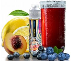 Příchuť PJ Empire 20ml Slushy Queen NO ICE Blueberry Lemonade